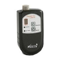Portable gas leak detector MR-105