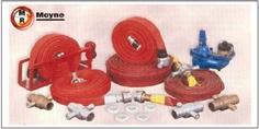 สายดับเพลิงแบบกงล้อ (hose reel)