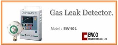 Ewoo Gas Leak Detector (Explosion-Proof)
