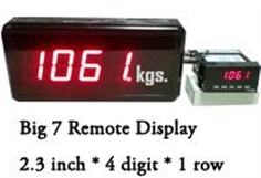 Big 7 Remote Display