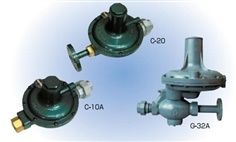 Low pressure regulator GL-70-1 ,GL-50-1 , Ito koki เรกูเรเตอร์