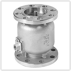 Z-Tide Float valve (piston type)