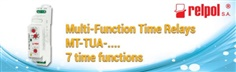 Multi-function Time relays