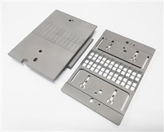 WINDOW CLAMPS & HEATER PLATE