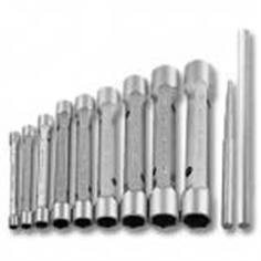 Double-ended box spanner set 9