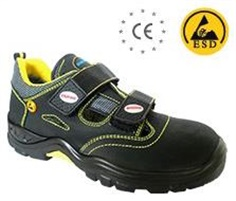 Safety Shoes (Nubuck Leather) รุ่น E139