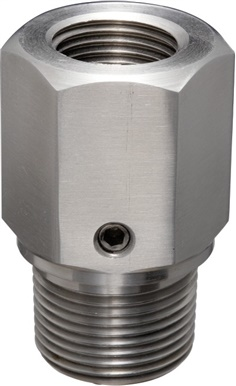 DF Diaphragm Seal Screwed flush type