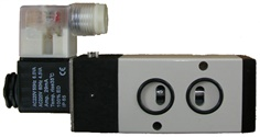 Namur Type 5/2 WAY SINGLE SOLENOID VALVE