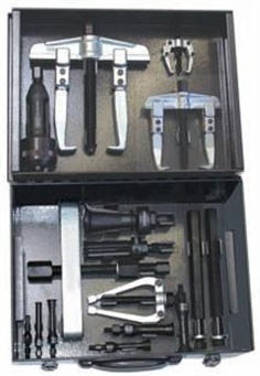KS Precision internal extractor and puller set 10 - 115 mm