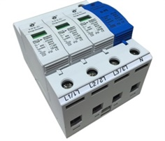 3Phase/N + PE Surge Protection Device