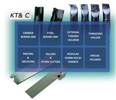KT&C cutting tools