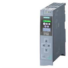 SIMATIC S7-1500, CPU 1513-1 PN, CENTRAL PROCESSING UNIT WITH WORKING MEMORY 300 KB FOR PROGRAM AND 1.5 MB FOR DATA, 1. INTERFACE: PROFINET IRT WITH 2 PORT SWITCH, 40 NS BIT-PERFORMANCE, SIMATIC MEMORY CARD NECESSARY