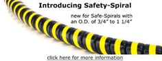 New for Safety-Spiral With Anti static