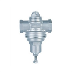 PRV C326 Bronze Nickel Plate Pressure Regulator