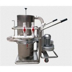 Stainless steel Industrial vacuum cleaner