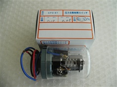 SANWA DENKI Pressure Switch SPS-8T-A, ON/0.10MPa, OFF/0.05MPa, Rc1/4, ZDC2