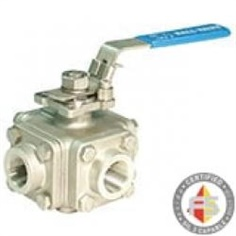 General Ball Valves รหัสสินค้า Series 32 (Formerly ED-311MF)