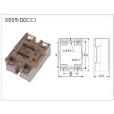 DC Solid State Relay  รหัสสินค้าXSSR-DD