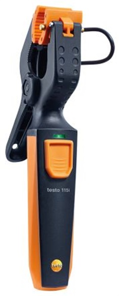 testo 115i clamp thermometer