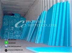 Extruded polystyrene (XPS) พอลีสไตรีนโฟม