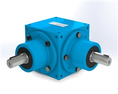 UNIMEC BEVEL GEAR BOX