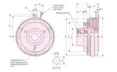 SINFONIA Electromagnetic Clutch NC-H Series