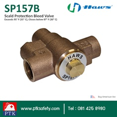 Scald Protection Bleed Valve Double