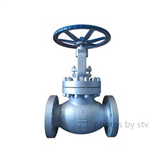 Cast Steel Globe Valves 600LB,DN150,RF End