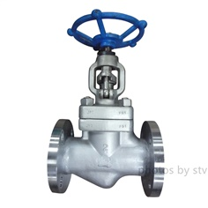 F51 Forged Globe Valve,2 Inch,150LB,Weld Flange