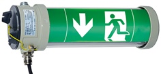 Exit Sign & Emergency Lighting LED