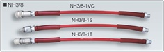RIKEN High-Pressure Nylon Hose NH3/8-1VC