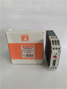 LOVATO : TIME RELAY Multifunction : 31BTPM 220 , coil 110/220Vac / 24Vdc