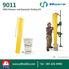 9011 ANSI Shower and Eyewash Testing Kit