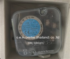"""""""DUNGS"""" PRESSURE SWITCH LGW3A2"""