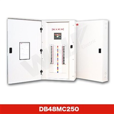 DISTRIBUTION BOARDS ( DB48MC250 ) -- 48 ช่อง