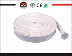 Fiberglass Braided Sleeve