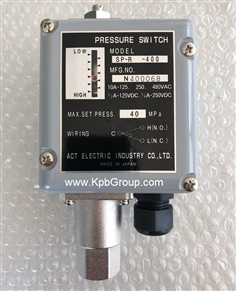 ACT Pressure Switch SP-R Series