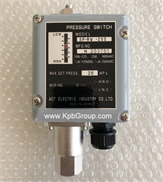 ACT Pressure Switch SP-RV Series