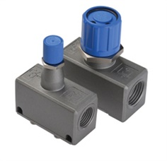 CDC NSFP In-Line Speed Controllers with Exhaust Valve