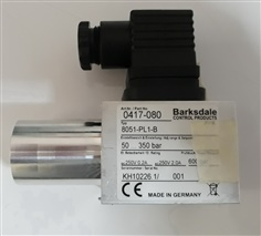 8051-PL1-B Pressure Switch(Barksdale)