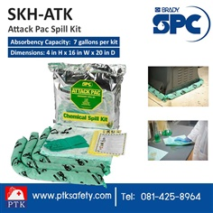 SKH-ATK Attack Pac Portable Spill Kits