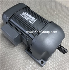 MITSUBISHI Geared Motor GM-S, 0.4kW 200V 3PH 4P 50Hz 1/30