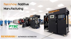 Renishaw AM 400 additive manufacturing system