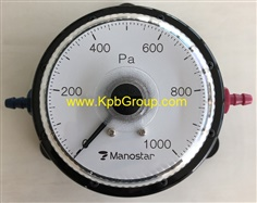 MANOSTAR Low Differential Pressure Gauge WO81FN1000D