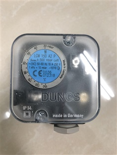 Dungs pressure switch LGW150 A2P