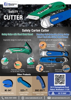 Safety Carton Cutter