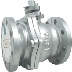 ANSI 150 Iron Ball Valve Full Bore