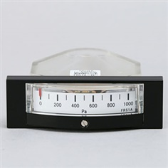 MANOSTAR Micro Differential Pressure Gauge FR51AHV1000D