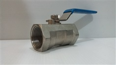 BALL VALVE 1PC REDUCE BORE
