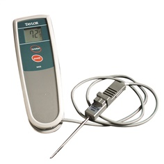 Waterproof K-Type Thermocouple Thermometer